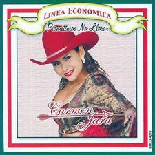 Carmen Jara Prometimos no Llorar CD New Nuevo Sealed