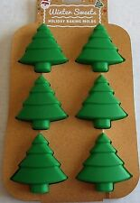 CHRISTMAS Baking Mold CHRISTMAS TREES   6 Cavities