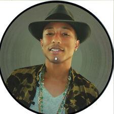 Pharrell Williams Happy 2 Vinyl LP Picture Disc Single Benny Benassi Remix NEW