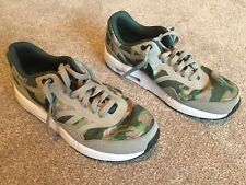 NEW Nike Air Max 1 Ultra Flyknit Voltage Green 843384 301 Men's Shoes US Size 11