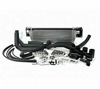 PERRIN FRONT MOUNT INTERCOOLER KIT (FOR WRX/STI 01-07) - SILVER  CORE, BK TUBES