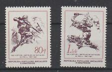 v491 Albanien/ Türkenkrieg   MiNr 2084/85 **