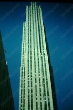 1954 radio city new york kodak red border  35mm slide Hy13