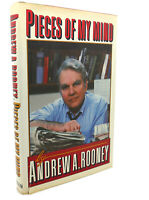 Andrew A. Rooney PIECES OF MY MIND  1st Edition 1st Printing