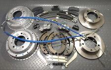 Uat jeu plaquettes de freins plaquettes de frein avant LADA Niva 1600 1700 1900 Bj à partir de 76
