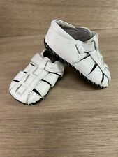 Pediped Girls Sandal Mary Jane Shoes 6-12 months Leather soft soled
