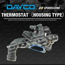 Dayco Thermostat for Citroen C4 DS3 DSport 1.6L Housing Type inc seal
