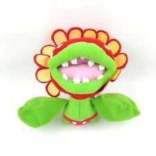 "Super Mario Bros. Petey Piranha Plant 6"" Plush Toy Stuffed Figure Doll Gift US"