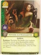 A Game of Thrones 2.0 LCG - 1x #015 Hofdame aus Rosengarten - Haus der Dornen