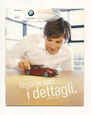 Depliant Brochure BMW Lifestyle Modellini da Collezione 2005/2006 Catalogo