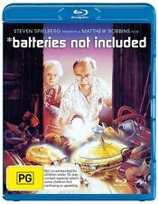 *New & Sealed* Batteries Not Included (Blu-ray, 2016) Region B AUS