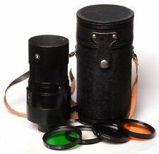 3M-5A MC 500 F8  f8/500mm TELEPHOTO MIRROR LENS M42 mount ***EXCELLENT***  #0640