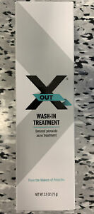 X Out Wash-In Treatment, 2.5 Ounce NEW IN BOX EXP 06/2021 🔥