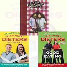 The Hairy Bikers 3 Books Collection Pack (Good Eating, Mums Know Best)