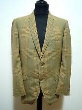 CULT VINTAGE '70 Giacca Uomo Cotone Cotton Man Blazer Sz.M - 48