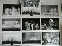 Euridice Opera Reno 1980 Respaldo Cplt Póster Foto Cromo Programa Mecanografiado