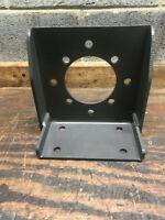 Hydraulic Motor Pump Mount Bracket SAE B  2 bolt or 4 Bolt