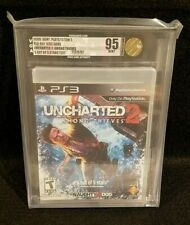 Factory Sealed -  Uncharted 2: Among Thieves - 1st Print - PS3 NTSC US - VGA 95
