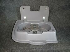 VJ Ford Transit Cup Holder 2000 - 2006 Factory Fitted In Dash Type Works Well.