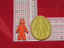 Muno Red Cyclops Silicone Mold #92 For Chocolate Candy Resin Fimo Craft Fondant
