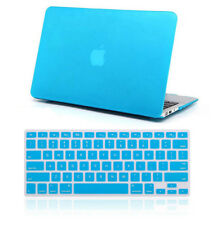 """Hard Case Shell Rubberized Keyboard Cover Fit Macbook Pro 13/15"""" Air 11/13"""" MAC"""