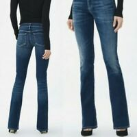 CITIZENS OF HUMANITY Emannuelle Slim Boot Jeans Mid-Rise SUPER SOFT Size 25 $208