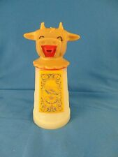 Plastic cow creamer pitcher Whirley Industries Pennsylvania Restaurant Farm Art