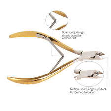 Stainless Steel Nail Cuticle Scissors Cutter Clipper Manicure Pedicure Tools