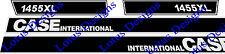 Case International 1455XL Décalques/Autocollants