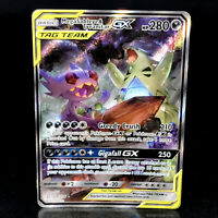 Mega Sableye & Tyranitar GX - SM Unified Minds 226/236 - Holo Rare Pokemon Card