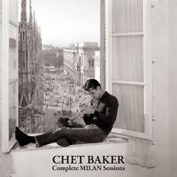 Chet Baker - Complete Milan Sessions [New CD] Spain - Import