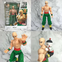 "Dragon Ball Z Tien Shinhan & Chiaotzu 15cm/6"" Figure Model In Box Statue Toy New"