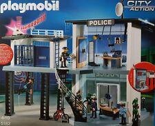 Playmobil 5182 Polizei-Kommandostation mit Alarmanlage Erscheinungsjahr 2012