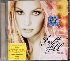 Faith Hill-There You 'll be (Best of) NUOVO + OVP