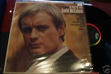 DAVID MCCALLUM PROD AXELROD PART OF ME CAPITOL US 2432