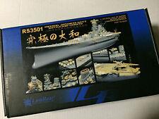Lionroar 1/350 RS3501 IJN Battleship Yamato for Tamiya 78014/78030