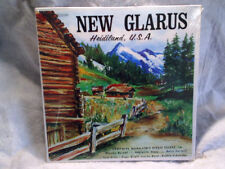 NEW GLARUS WI.HEIDILAND U.S.A.Heidi Festival,gale blum,cuca KS-2500 SEALED LP