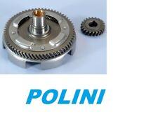 202.1219 POLINI EMBRAGUE CAMPANA 22/63 DIENTES HELICOIDAL VESPA PK 50 S XL HP