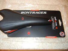 NEW BONTRAGER INFORM R RACE  HOLLOW RAILLED BLACK  SADDLE 128