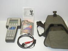 Fisher Rosemount R1e16c00d2 Used Model 275 Hart Communicator With Case R1e16c00d2