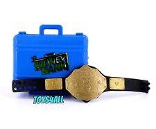 WWE Mattel Elite Figure Accessory Lot Money in the Bank Briefcase & Belt_f4