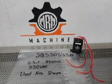 NISSHIN SQ530333P Capacitor 0.3uF 33Ohms 550VAC Used With Warranty