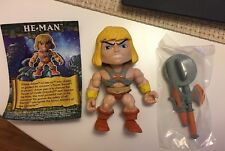 Masters of the Universe MOTU Action Vinyls He-Man The Loyal Subjects Wave 2