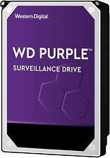 HARD DISK 3,5 WESTERN DIGITAL PURPLE 1TB SATA3 64MB  WD10PURZ VIDEOSORVEGLIANZA