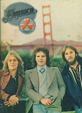"""AMERICA """"HEARTS"""" PIANO/VOCAL/GUITAR CHORDS MUSIC BOOK RARE OUT OF PRINT"""