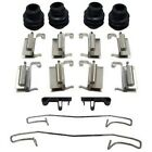 118.82002 Centric Brake Hardware Kit Front New for Chevy Ford F700 F600 B60 C60
