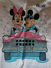 Vintage Disney Mickey Minnie Mouse T-Shirt XL Florida Sherry Sherry's Best NEW