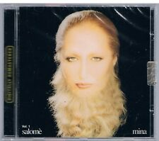 MINA SALOME' vol. 1 REMASTERED CD F.C. SIGILLATO!!!