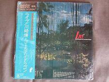 NM! RYO KAWASAKI & GOLDEN DRAGON Live JAPAN MASTER SOUND LP OBI+INSERT 30AH1954