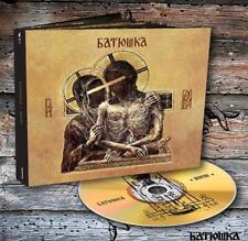 BATUSHKA Hospodi CD DIGIBOOK+PATCH LIMITED EDITION MGLA BEHEMOTH BLACK METAL